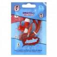 Внутриканальные наушники Smartbuy JUNIOR, красные (SBE-540)