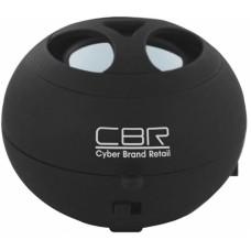 Акустическая система 1.0, CMS-100 Black, 3Вт, Li-Ion, мобильная, регул. громк., CMS 100 Black
