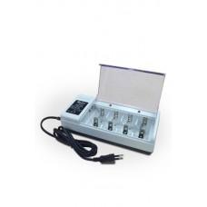 Зарядное устр-во на 1 или 4 аккум. AA, на 1-4 аккум. AA;  Ni-Cd Belsis