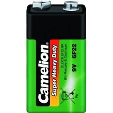Батарейка Ergolux 6F22 SR1