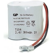 Аккумулятор GP T104 3.6V 300mAh