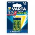 Аккумулятор AAA VARTA Longlife Accu AAA 2100 мАч BL2 (2шт.)