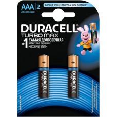 Батарейка Duracell AAA LR03 TURBO MAX
