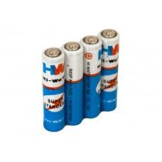Батарейка Hi-Watt AA LR03 SR4