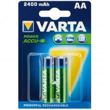 Аккумулятор VARTA Power AA 2400 мАч BL2