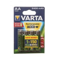 Аккумулятор VARTA Power AA 2400 мАч BL4
