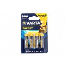 Батарейка Varta Energy LR03