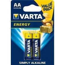 Батарейка Varta Energy LR06