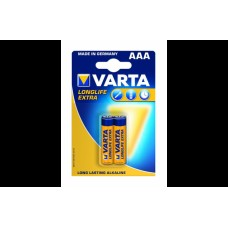 Батарейка Varta Longlife Extra LR03