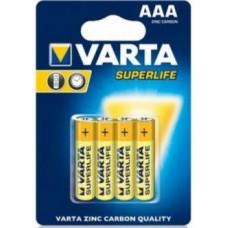 Батарейка Varta Superlife LR03
