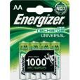 Аккумулятор Energizer AA HR06 1.2V 1300mAh 4шт