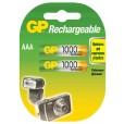 Аккумулятор GP AAA R03 1000mAh
