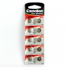 Батарейка Camelion AG10