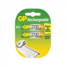 Аккумулятор GP R06 (2100ААНС) BL*2