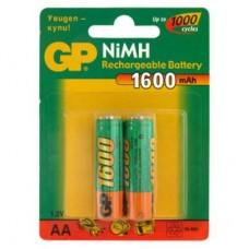 Аккумулятор GP R03 (1600ma) Ni-Mh BL-2