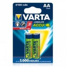 Аккумулятор VARTA Power Accu AA 2100 мАч
