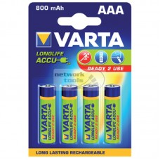 Аккумулятор VARTA Power Accu AAA 800 мАч