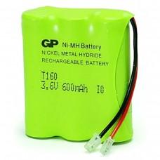 Аккумулятор GP T160 3.6V 600mAh