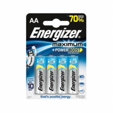 Батарейка Energizer AA LR6 1.5V Maximum