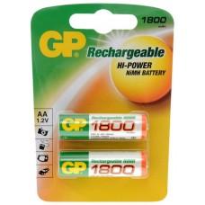 Аккумулятор GP R06 (1800mAh) BL*2