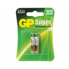 Батарейка GP Super 25A (AAAA) 1шт