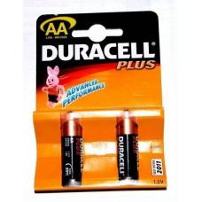 Батарейка Duracell AA LR6 1.5V BL2