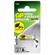 Батарейка GP 27A (12V)