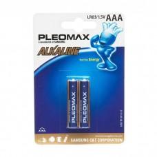 Батарейка SAMSUNG AAA LR03 1.5V pleomax