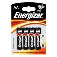 Батарейка Energizer AA LR6 BL4 1.5V (96)