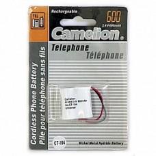 Акк. батарейка Camelion 2,4V-600mAh C-001(c-104)(А