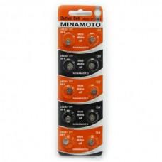 Батарейка MINAMOTO AG04 (LR626/377)