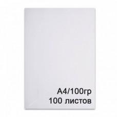 А4/100, бумага для термопереноса JetPrint