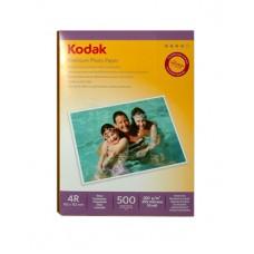 Фотобумага 10,2х15,2/200/500л  глянцевая 4R Kodak