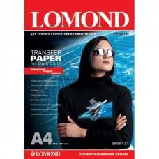 Lomond термотрансф. темная ткань А4/1л
