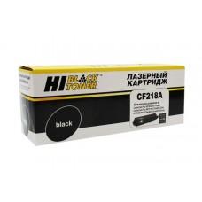 Картридж HP LJ CF218A HP LaserJet Pro M104/MFPM132, 1,4К Hi-Black с чипом