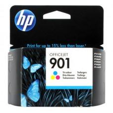 Картридж HP 901 цветной CC656AE HP J4580/4660 (360 стр) просрочен