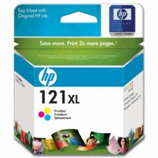 Картридж HP 121 цветной XL (HP Deskjet D2563, F4283 ) (o)