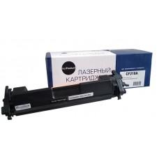 Картридж HP LJ CF218A HP LaserJet Pro M104/MFPM132, 1,4К NetProduct с чипом