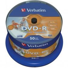 DVD-R Verbatim 4,7Gb