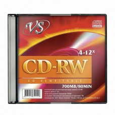 CD-RW VS 700Mb 4-12x slim