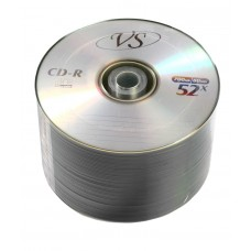 CD-R VS brend 700Mb, 52-x