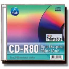 CD-R L-Pro 700\48x Slim Print