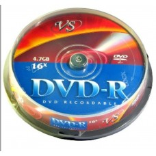 DVD-R VS 4,7Gb 16x
