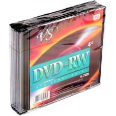 DVD+RW  VS 4.7GB 4x SL-5