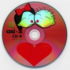 CD-R 700 52x Oxion Love Bulk