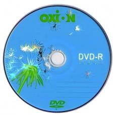DVD-R OXION 4.7Gb 16x Одуванчик Bulk