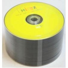 DVD-R Mirex 4,7Gb 16x Bulk