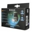 Салфетки для оптики Defender влажные 10 шт + сухие 10 шт