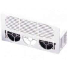 Вентилятор для HDD Titan DC-HDC2 sleeve 2 fans 40x