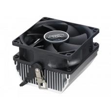 Вентилятор DEEPCOOL CK-AM209 (AM/S754/S939/FM, 80mm, 2500rpm, 28dBa, 3pin, 65W) RTL